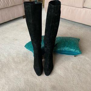 Giambatista Valli Suede Boots